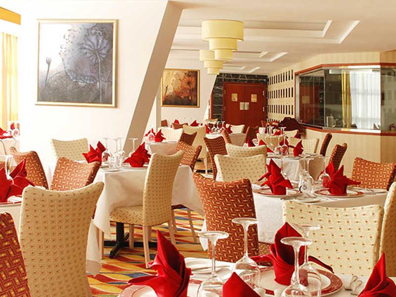 パシフィックプラザ レストラン
