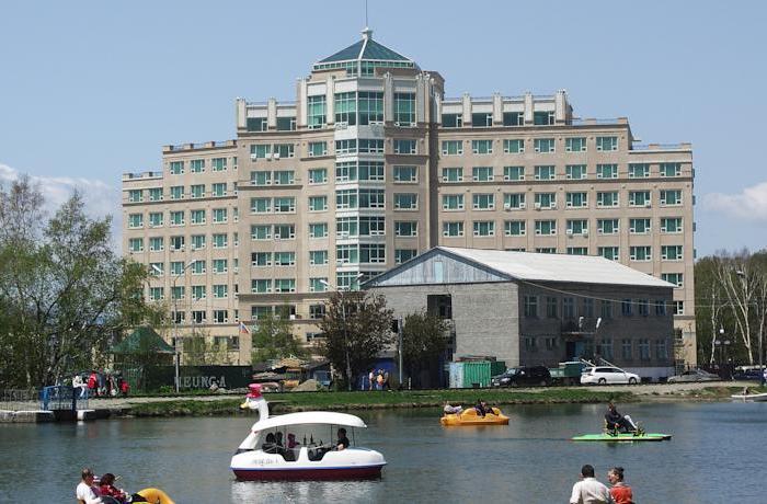 メガパレスホテル外観 2