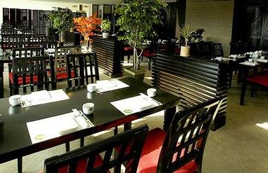 メガパレス 日本食レストラン 2