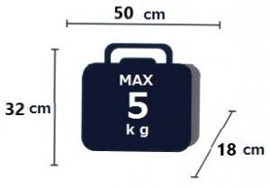 baggage 5kg new